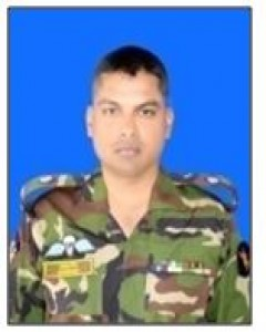 Major Md Murshedul Hasan